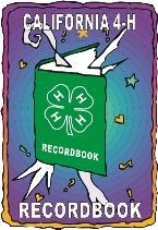 Record Book clip art