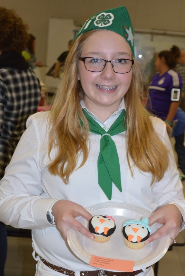 Cup Cake Decorating-Overall Winner