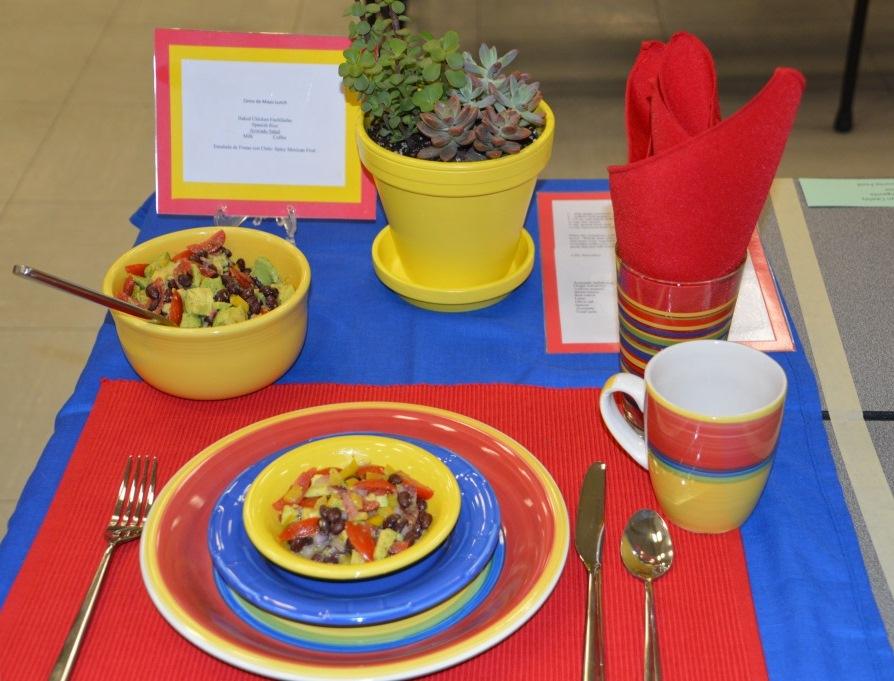 Avocado Salad -Junior Division