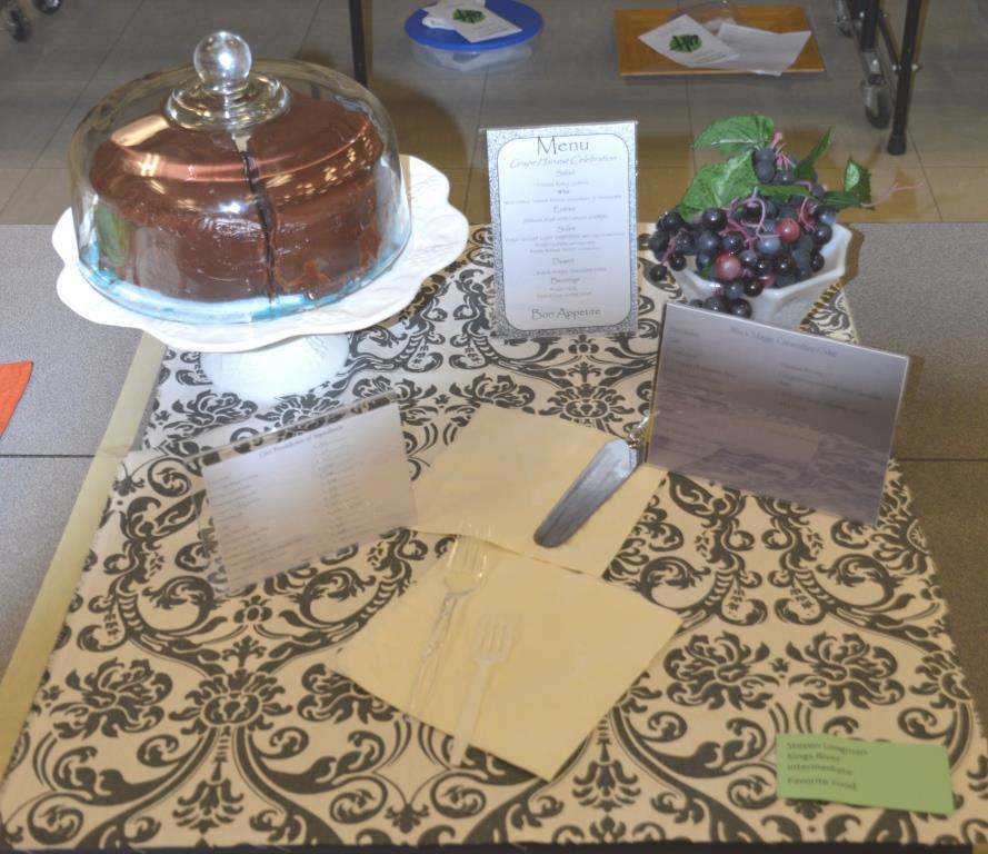 Black Magic Chocolate Cake-Intermediate Division