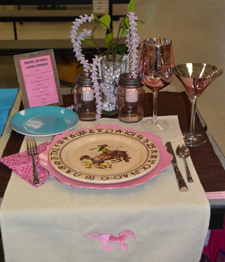 Horses & Heels Ladies Luncheon-Intermediate Division