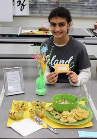 Favorite Food- Overall Gold Medal