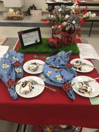 Favorite Food-Senior Division Bronze Medal