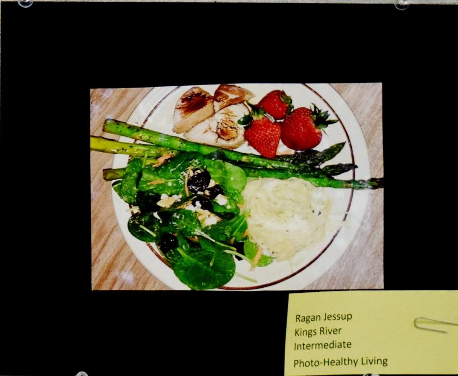 Photography Favorite Healthy Living--Intermediate Division Bronze Medal
