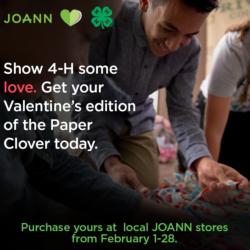 Joann Paper Clover